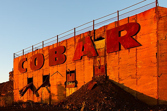 Welcome to Cobar!