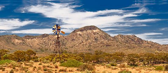 Tattawuppa Hill, SA, Australia