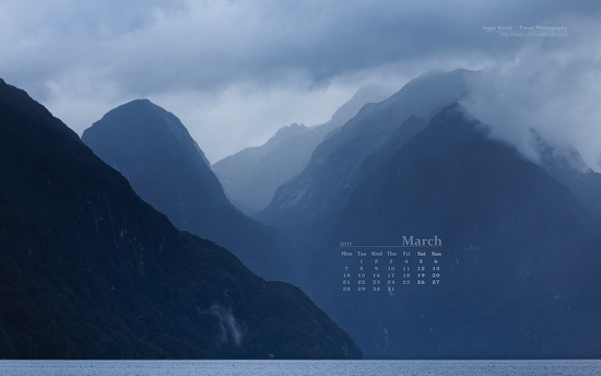 march calendar wallpaper 2011. free wallpaper collection,