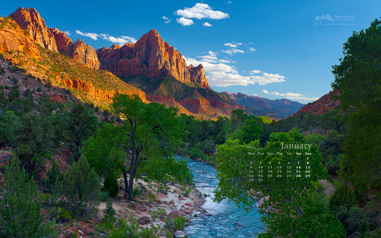 January Calendar Wallpaper For Computer : Free desktop wallpaper calendar january the
