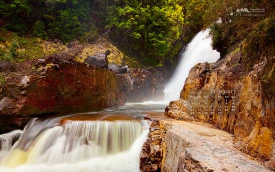 Ferguson Falls, Tasmania