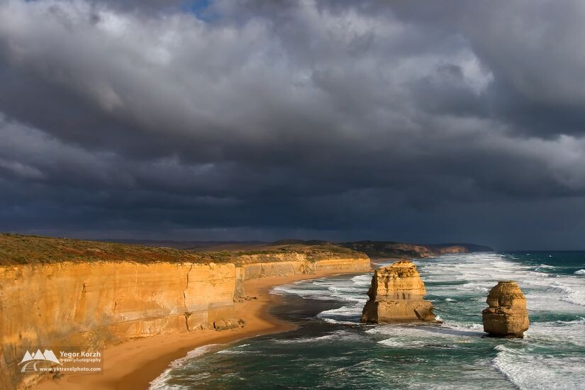 The Great Ocean Road, VIC, Australia