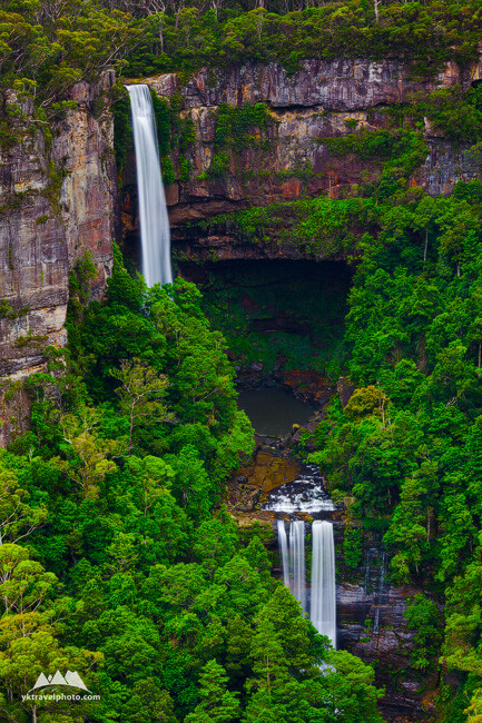 Belmore Falls, Morton National Park, NSW, Australia
