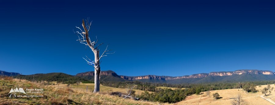 Megalong Valley, NSW, Australia