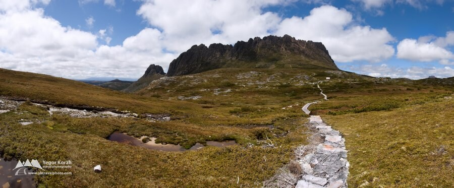 Cradle Mtn Summit, Cradle Mountain National Park, TAS, Australia