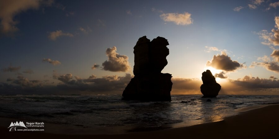 Twelve Apostles at Gibson Steps, Great Ocean Road, VIC, Australia