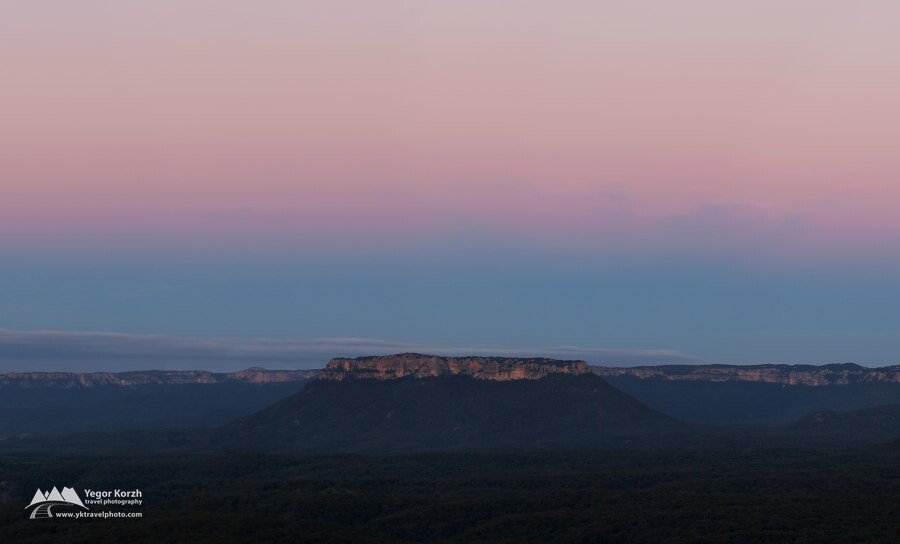 Pantoneys Crown, Blue Mountains, NSW, Australia