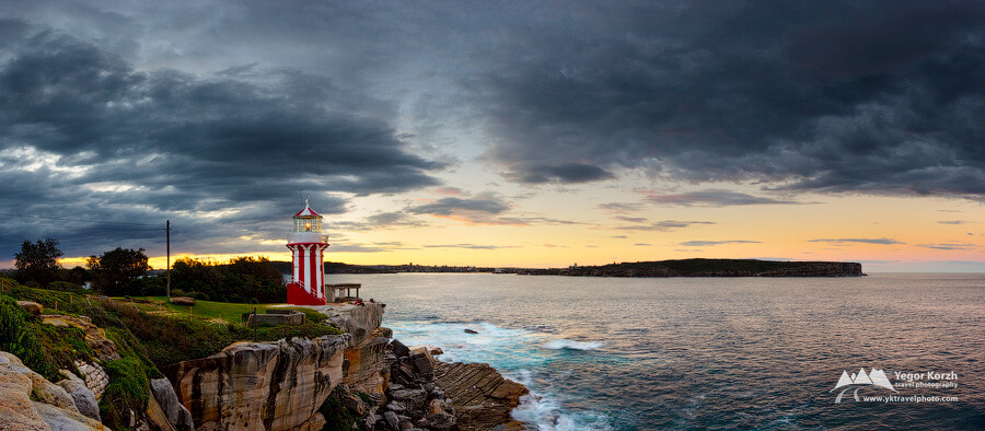Hornby Lighthouse, South Head, Sydney, NSW, Australia
