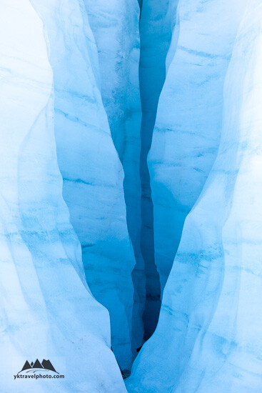 Ice Cave, Fox Glacier, Westland National Park, South Island, New Zealand