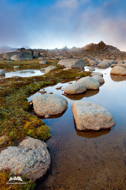 Rams Head Ranges, Kosciuszko National Park, NSW, Australia