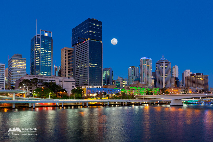 Brisbane City, QLD, Australia