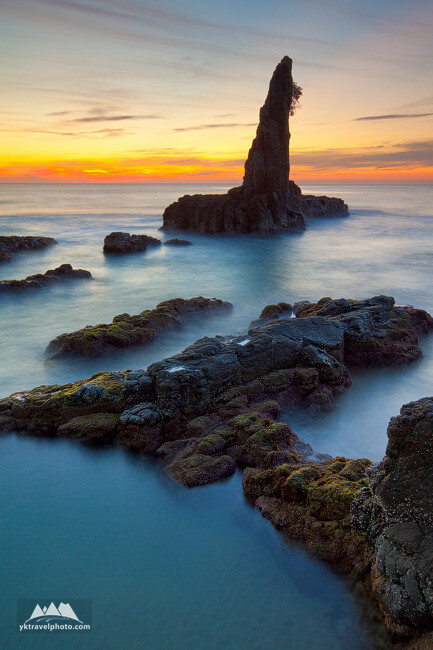Cathedral Rocks, Jones Beach, Kiama, NSW, Australia