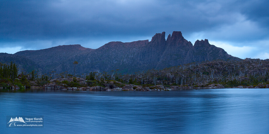 Lake Elysia, The Labyrinth,Tasmania, Australia