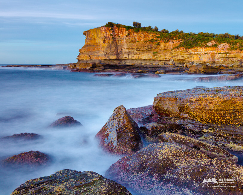 The Skillion, Central Coast, NSW, Australia
