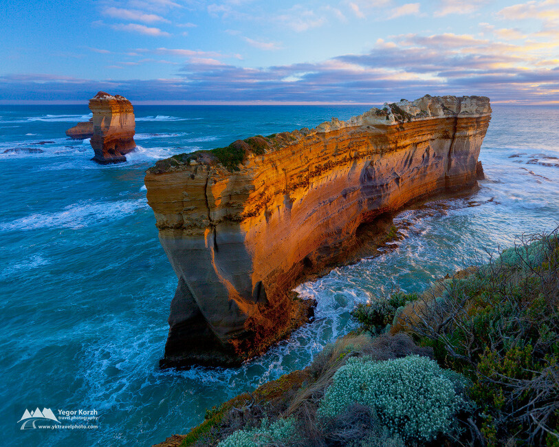 The Razorback, Twelve Apostles, Great Ocean Road, VIC, Australia