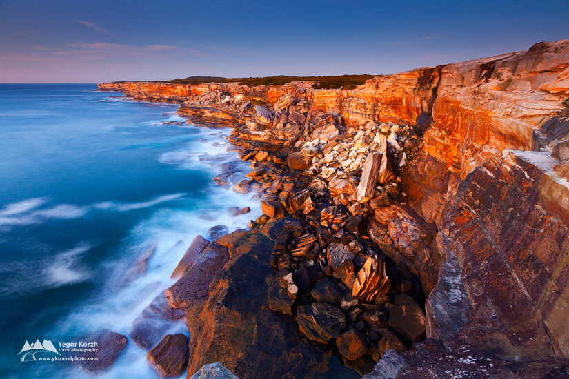 Cape Solander, Kamay Botany Bay National Park, NSW, Australia