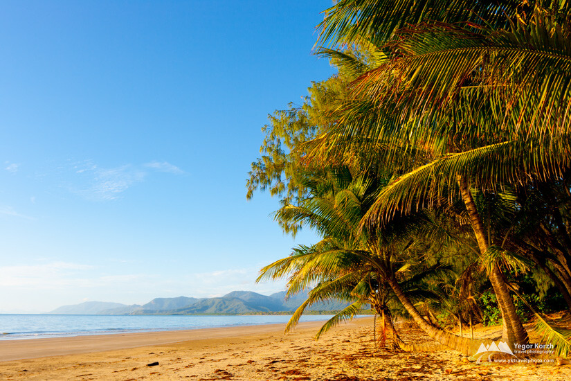 Port Douglas Beach, QLD, Australia