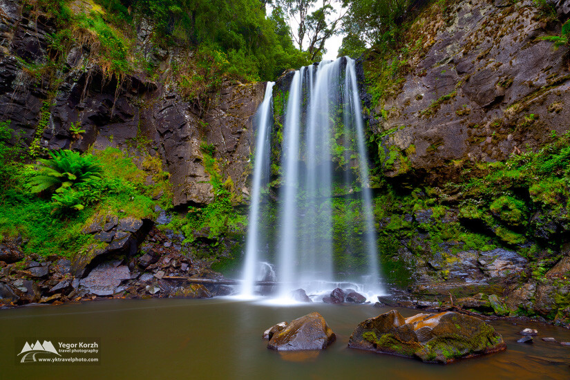 Hopetoun Falls, Great Otway National Park, VIC, Australia