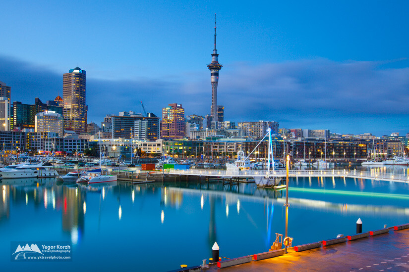 Viaduct Harbour, Auckland, North Island, New Zealand