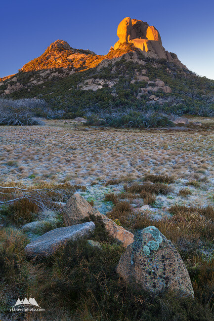 The Cathedral, Mount Buffalo National Park, Victoria, Australia