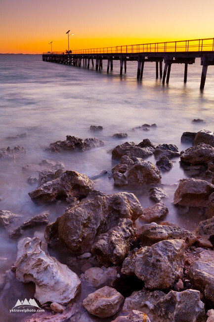 Jetty, Robe, South Australia, Australia