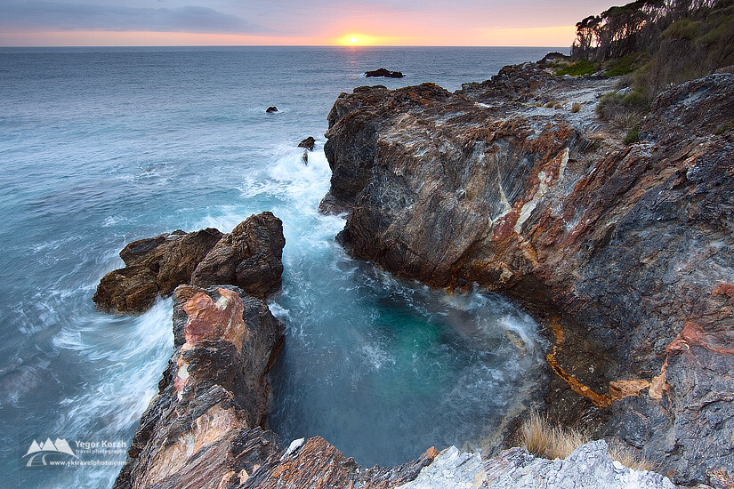 Mystery Bay, South NSW, Australia