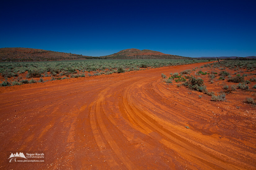 The Outback, Gawler Ranges, SA, Australia