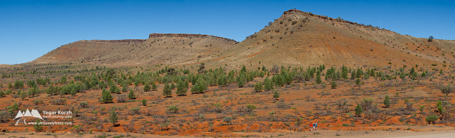 The Great Wall Of China, Flinders Ranges, SA, Australia