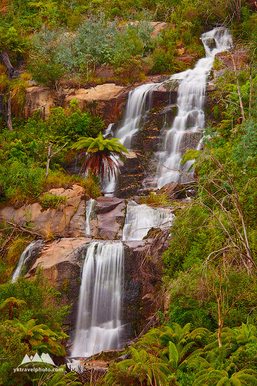 Fainter Falls, Alpine National Park, VIC, Australia