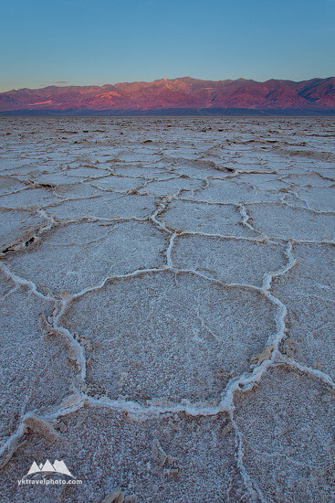 -86, Badwaters, Death Valley National Park, California, USA