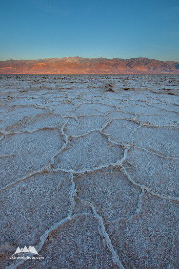 Badwater Basin, Death Valley NP, California, USA