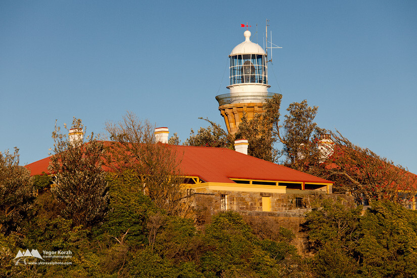 Barrenjoey Lighthouse, Palm Beach, NSW, Australia