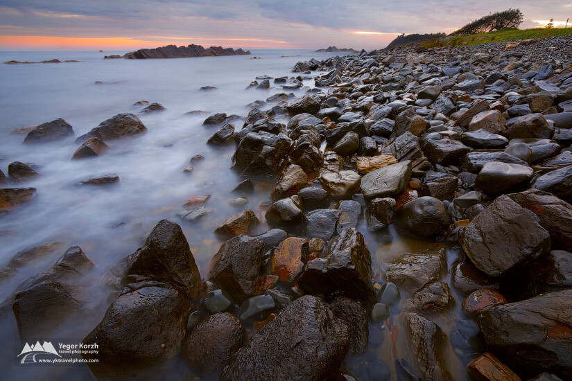Pebbly Beach, Forster, NSW, Australia