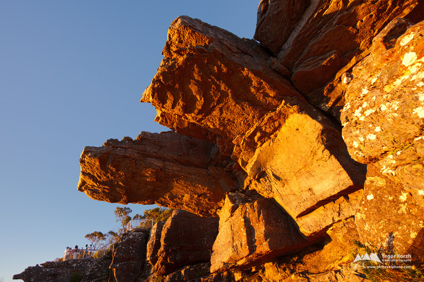 The Balconies, Grampians National Park (Gariwerd), VIC, Australia