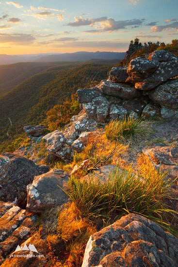 Reed Lookout, Grampians National Park (Gariwerd), VIC, Australia