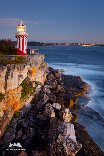 Hornby Lighthouse, South Head, Sydney, New South Wales, Australia