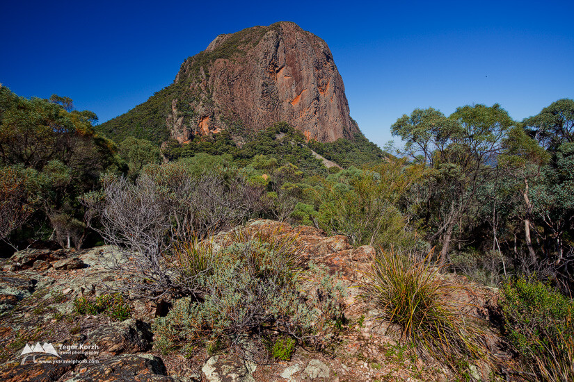 Bluff Mountain, Warrumbungle National Park, NSW, Australia