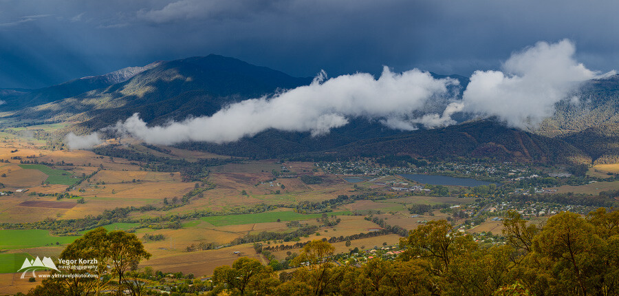 Mount Bogong, Alpine National Park, VIC, Australia