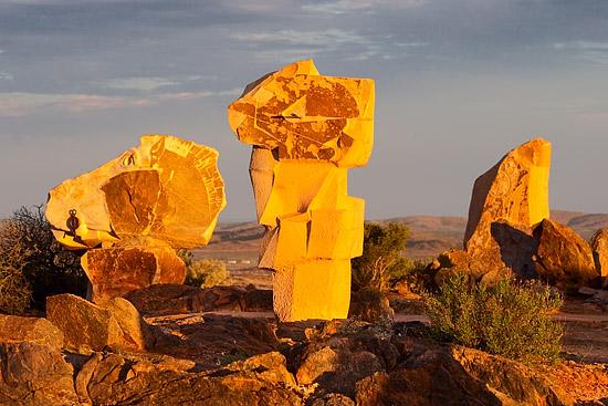 The Broken Hill Sculpture Symposium