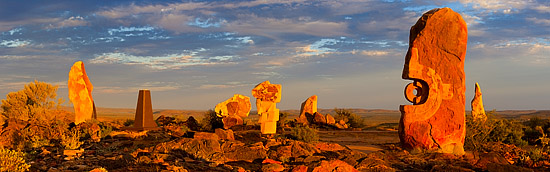 The Broken Hill Sculpture Symposium
