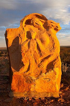 Motherhood, The Broken Hill Sculpture Symposium