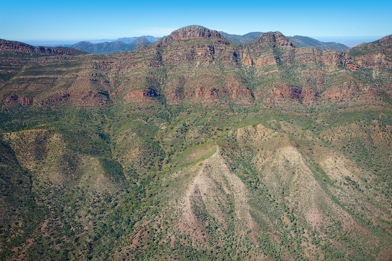 Wilpena Pound, Flinders Ranges