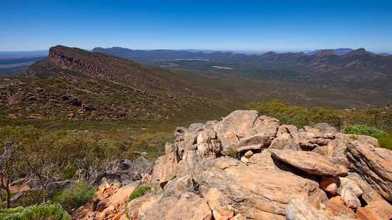 Wilpena Pound, Flinders Ranges