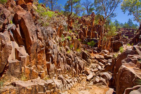 Sacred Canyon, Flinders Ranges