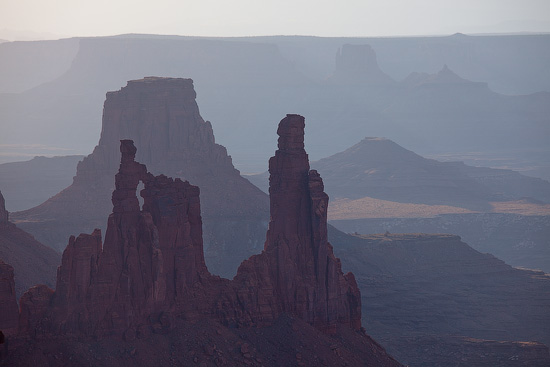 Ghosts of Canyonlands, Utah, USA