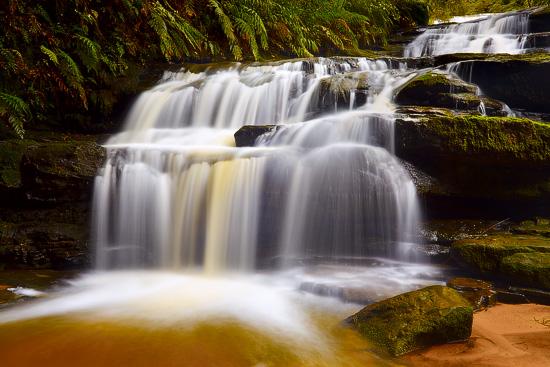 Leura Cascades, Blue Mountains National Park, NSW, Australia