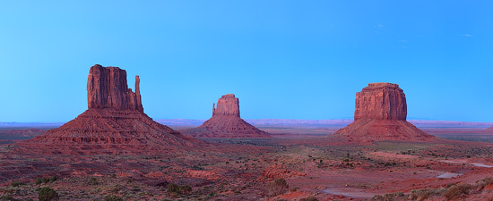 Monument Valley Sunset, Arizona, USA