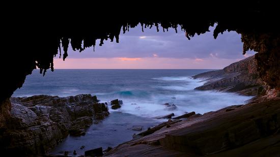 The Admiral's Arch, Kangaroo Island, SA, Australia