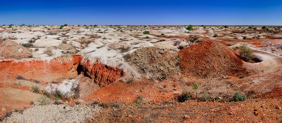 White Cliffs Opal Mines, NSW, Australia