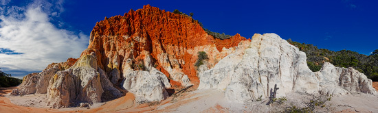 The Pinnacles, Ben Boyd National Prark, NSW, Australia